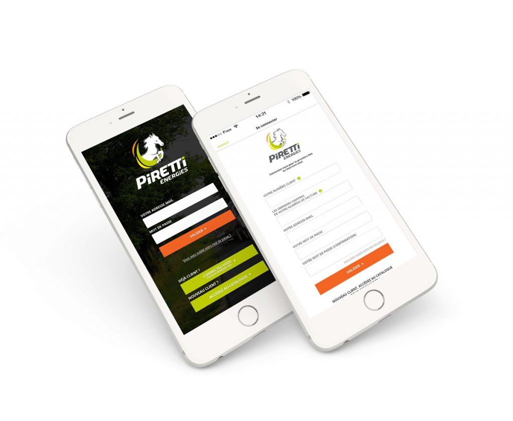 piretti application