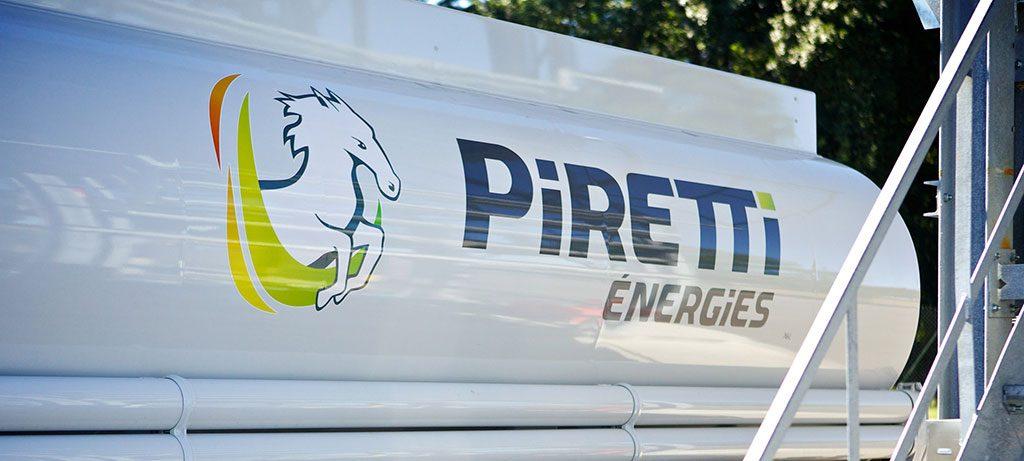 Piretti logo