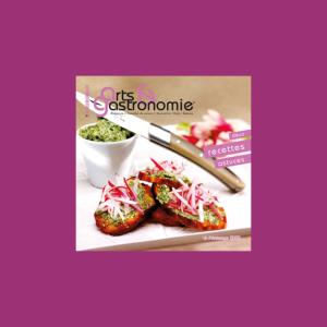 Premier numéro arts & gastronomie bourgogne